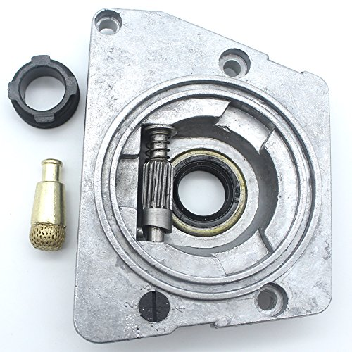 Pompa dell' olio oliatore ingranaggio filtro olio per Husqvarna 6166266268272268x P 272x P motosega parti di ricambio