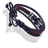Gemini New Leder Armbänder tolle Valentinstag Geschenke für Männer