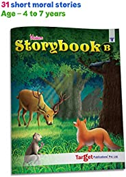 Blossom Moral Story Book for Kids 4 Years to 7 Years Old in English | 31 Fairy Tale Stories with Colourful Pic