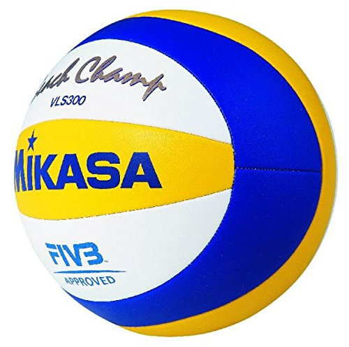 Preisvergleich Produktbild Mikasa Beach Champ Vls300 - Official 2012 London Games Beach Volleyball