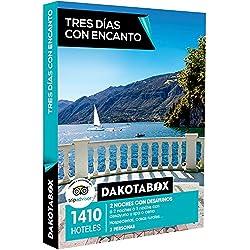 DAKOTABOX - Caja Regalo-TRES DÍAS CON ENCANTO - 1410 hoteles y casas rurales en España