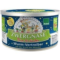 Zwergnase Bio-Kräuter Wurm-Vertreiber, 1er Pack (1 x 140 g)