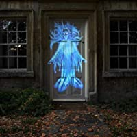 New Halloween Ghostly Motion Light Projector Halloween Decoration Light Halloween Party Decoration Perfect To Make Your Home Look Haunted