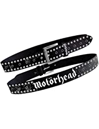 Motörhead–Cinturón Motörhead (in One Size)