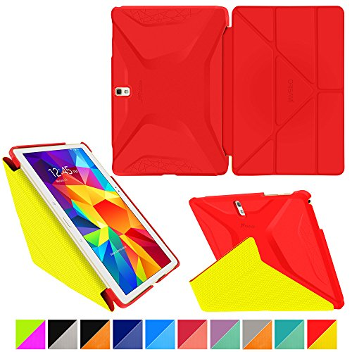 roocase-samsung-galaxy-tab-s-105-case-origami-3d-testarossa-red-tangerine-yellow-slim-shell-105-inch