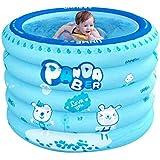 TD Elektrisches aufblasbares Swimmingpool-Neugeborenes Baby-Ausgangsisolierungs-Innen Übergroße Runde Badewanne für Kinder 1-3 Jahre Altes Baby
