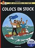 Les Aventures de Tintin - Colocs en stock : Edition en québécois