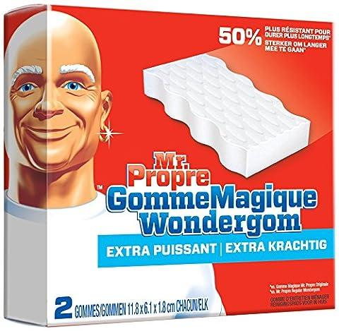 Eponges Magiques - Mr. Propre - Gomme Magique Extra Puissante