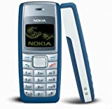 #9: New/Unused Nokia 1110 Mobile - Blue Color