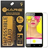 Ikare Impossible Fiber Tempered Screen Protector For Gionee P5 Mini