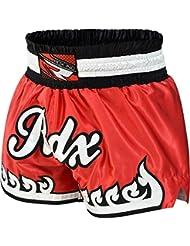 RDX Muay Thai Pantalones Boxeo Corto Entrenamiento MMA UFC Shorts Running Fitness