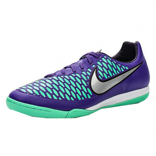 Nike Magista Onda Ic, Chaussures de Football Entrainement Homme Multicolore (Purple/Yellow)
