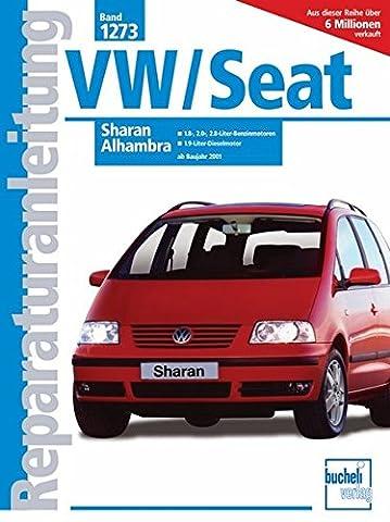 VW Sharan / Seat Alhambra (Reparaturanleitungen)