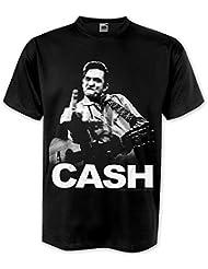 Johnny Cash T-Shirt Flippin