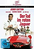 Jerry Cotton - Tod im roten Jaguar (Filmjuwelen) [DVD]