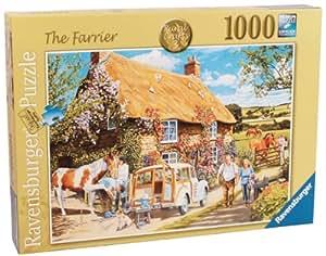 Ravensburger Rural Crafts The Farrier Puzzle (1000 Pièces)
