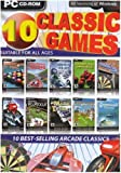 10 Classic Games (PC CD)