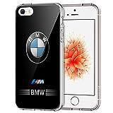 iPhone SE Coque,OKE Cristal Clair [Slim-Fit] [Anti-Rayures] [Absorption des Chocs]...
