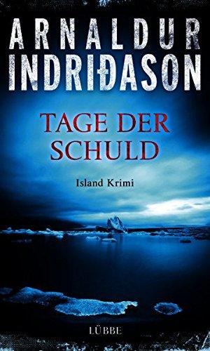 Buchseite und Rezensionen zu 'Tage der Schuld' von Arnaldur Indriðason