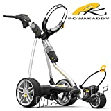 Powakaddy FW7 EBS Lithium Elektrotrolley mit Zubehör Model 2016