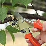20mm Flach Anvil Gartenarbeit Gartenschere Gartenschere Astschneider -