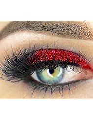 Glitter Eyes - GH7 Holographic Wine Red Glitter Eye Eyeshadow Eye Kit Shadow Large 5ml Pot