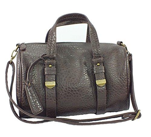 898 Marco Tozzi TREND Handtasche Tasche schwarz, rot oder braun Braun