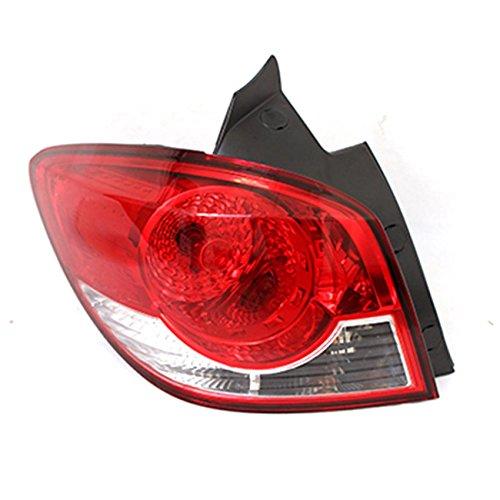 GRFH Feu arrière arrière Feu de Frein de Voiture Gauche et Droite LED Feux arrière, a