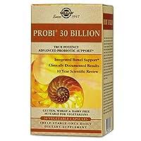 Probi 30 milliards 30 VegCapCyclical problèmes digestifs peuvent modifier votre routine de vie jusqu'à ce que ce que vous faites et où vous allez est soigneusement planifié. Appréhension sur ce que vous mangez et la détresse intestinale associée peut...