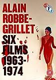Alain Robbe-Grillet: Six Films 1964-1974 (DVD Box Set) [UK Import]