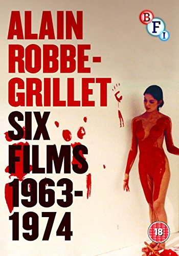 Alain Robbe-Grillet: Six Films 1964-1974 (DVD Box Set) [UK Import] -
