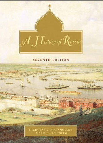 A History of Russia: 7th edition, Combined Volume by Nicholas Valentine Riasanovsky (2004-12-01)