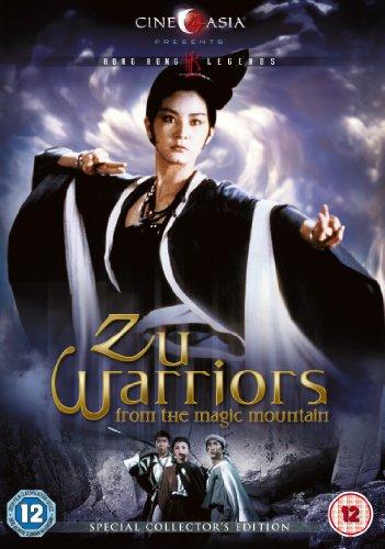 Zu Warriors From Magic Mountain [UK Import]