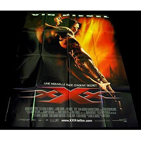 XXX motivo: manifesto del film 120 x 160-2002-Vin Diesel, Asia Argento