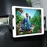 Benks Poggiatesta per auto con staffa per tablet, auto con staffa per tablet smartphone, supporto per poggiatesta per tablets un iPads: 11.94 - 20.07 cm compresse o altro dispositivo