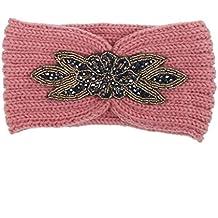Hot Pink Amcool Baby Blume Krone Elastisch Prinzessin Haarband