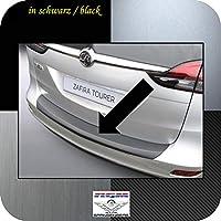 Richard Grant Mouldings Ltd. Original RGM ladekant Protección Negro para Opel Zafira Tourer C Kombi