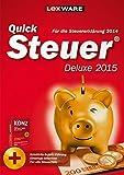 QuickSteuer Deluxe 2015 [PC Download]