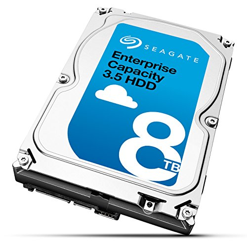 SEAGATE Enterprise Capacity 3.5 8TB HDD 7200rpm SA | 7636490064647