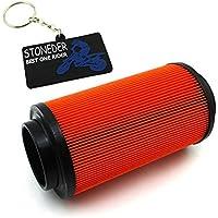 Stoneder filtre à air pour OEM # 7080595/Polaris ATP 500/Magnum 325500/diesel 455/Ranger 500/Scrambler XP 8501000/Sportsman X2500550700800850/Sportsman XP 550/Sportsman WV 850/Sportsman XP 850/Sportsman 1000/XP Sportsman ETX (30HP)/330/trail Blazer Trail Boss 325330/Travailleur 500/valve 325425/Xplorer 500/Scrambler 500/Sportsman 335400450500550570600700800850