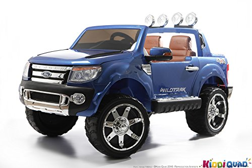 elektroauto f r kinder 2 sitzer ford ranger 12 v 2. Black Bedroom Furniture Sets. Home Design Ideas