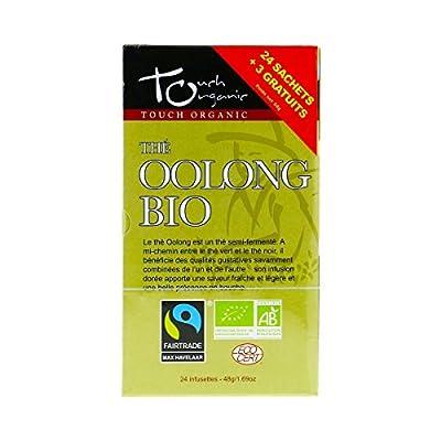 Touch Organic - Thé Oolong - 24 sachets Bio - Prix Unitaire - Livraison Gratuit Sous 3 Jours