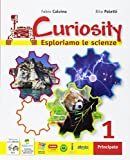 Curiosity. Esploriamo le scienze. Per la Scuola media. Con e-book. Con espansione online. Con Libro: Travelling with Darwin-EcoMarty: 1