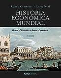 Historia Económica Mundial. Desde El Paleolítico Hasta El Presente - 4ª Edición (El Libro Universitario - Manuales)