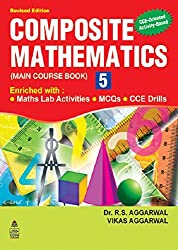 Composite Mathematics(MCB) CLASS V 01 Edition price comparison at Flipkart, Amazon, Crossword, Uread, Bookadda, Landmark, Homeshop18