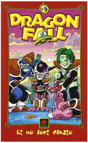 Dragon fall 4 (Shonen Manga)