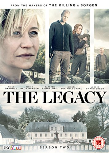 The Legacy: Season 2 [DVD] [UK Import] Preisvergleich