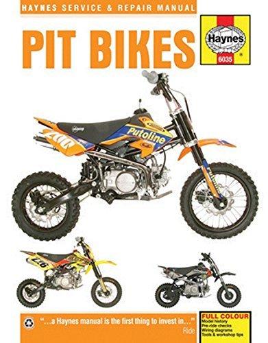 LIbro Pit Bikes reparación
