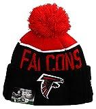 New Era Kids NFL Sideline Sport Knit 2015 Beanie - Atlanta Falcons