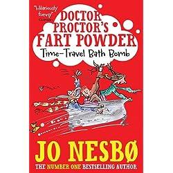 Doctor Proctor's Fart Powder: Time-Travel Bath Bomb (Dr Proctors Fart Powder)